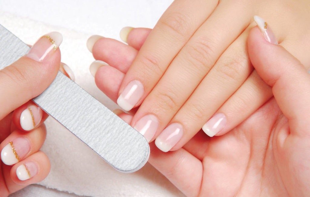 The most popular manicure types