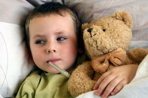 Home Remedies That Can Soothe Your Childs Cold Picture