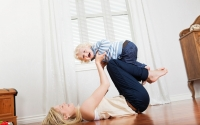How to Stay in Shape When You Have Children Picture