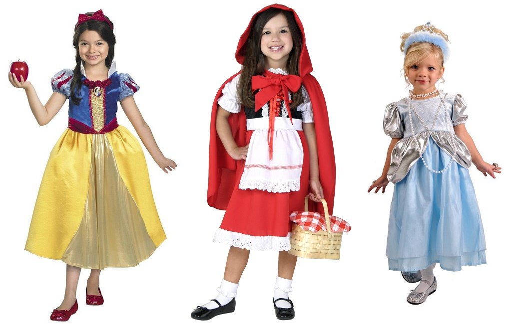 little girl halloween costume ideas picture - 3 Girl Costumes Halloween