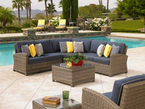 Short guide to choosing patio furniture