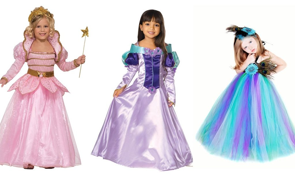 Little Girl Halloween Costume Ideas